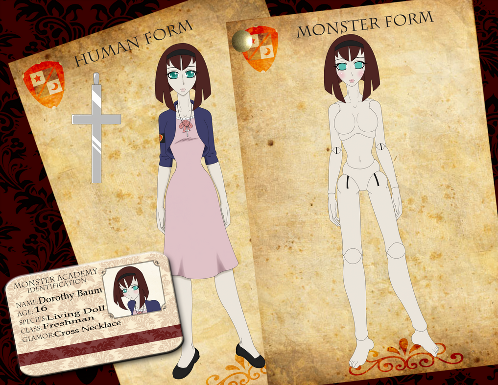 Monster Academy - Dorothy by TwilightSweetie