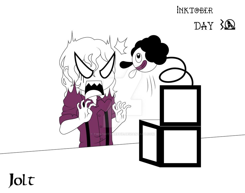 Inktober 2018 (VDM) - Day 30 by TwilightSweetie
