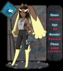 Urban Pkmn - Padma