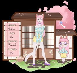 Momocrossing App - Sakura