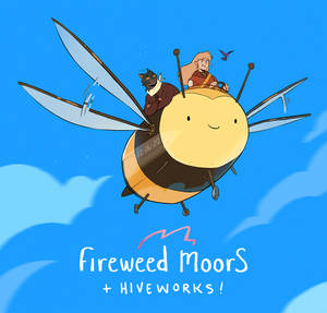 Fireweed Moors is now on Hiveworks!