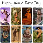 Happy World Tarot Day! by VadimTemkin