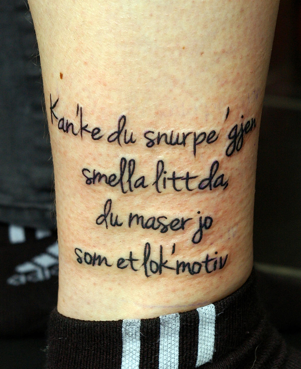 Norwegian Movie Quote By Mythos-Tattoo On DeviantArt