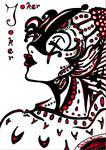 Lady Joker by Drako-Raven