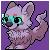Vibr the GhostDog by Azylumin