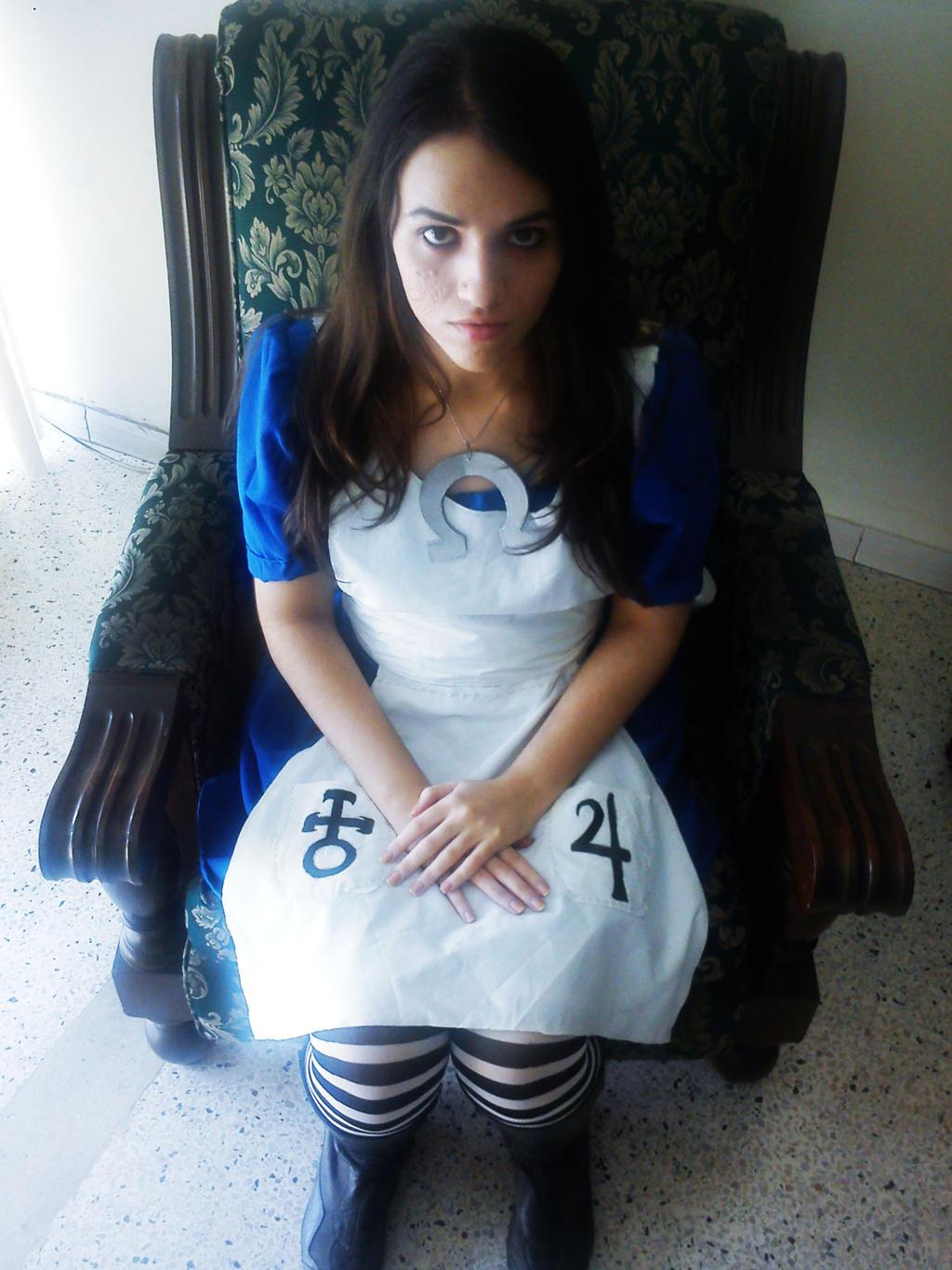Alice Madness Returns by Lillyka