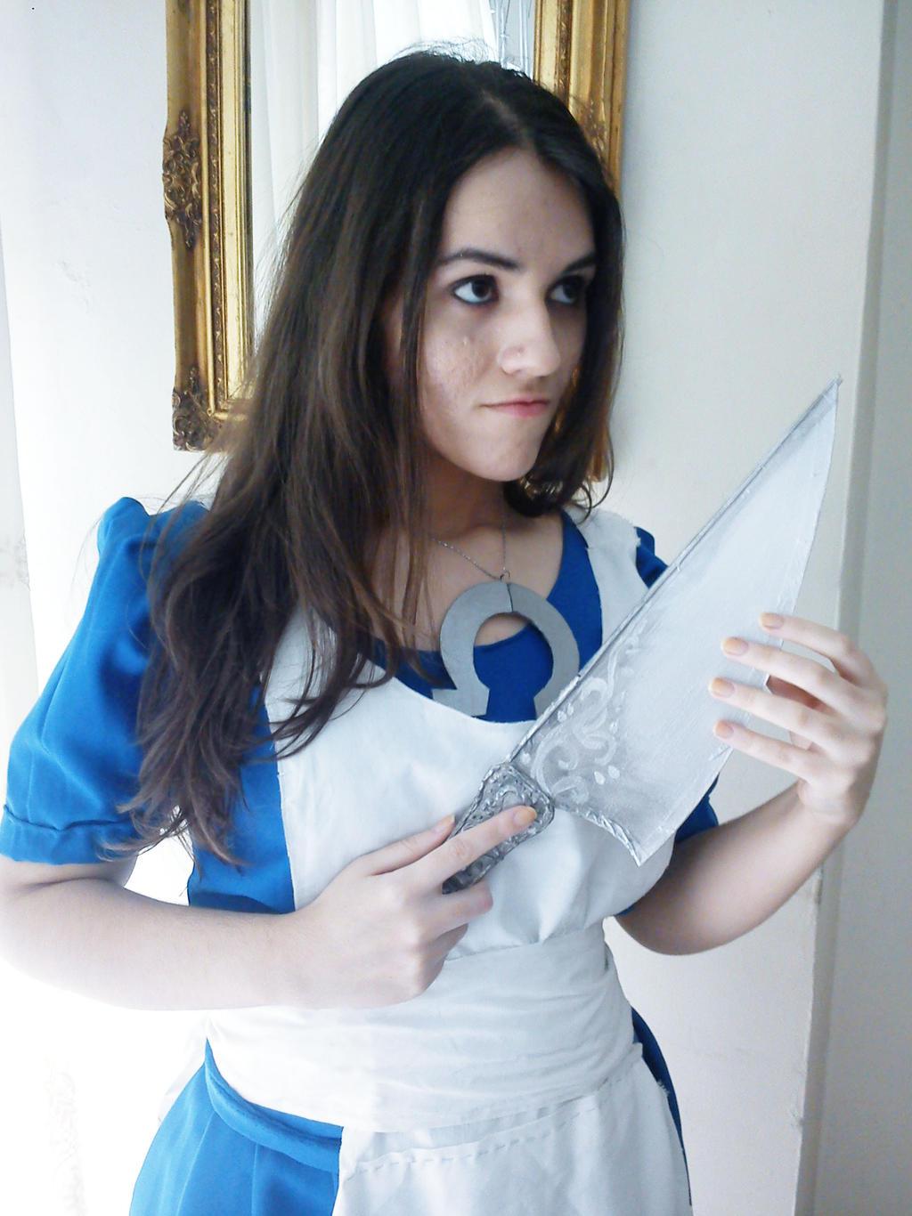 Vorpal Blade by Lillyka
