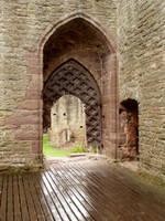 ludlow castle 5 by pixini-stock
