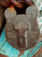 padlock by pixini-stock