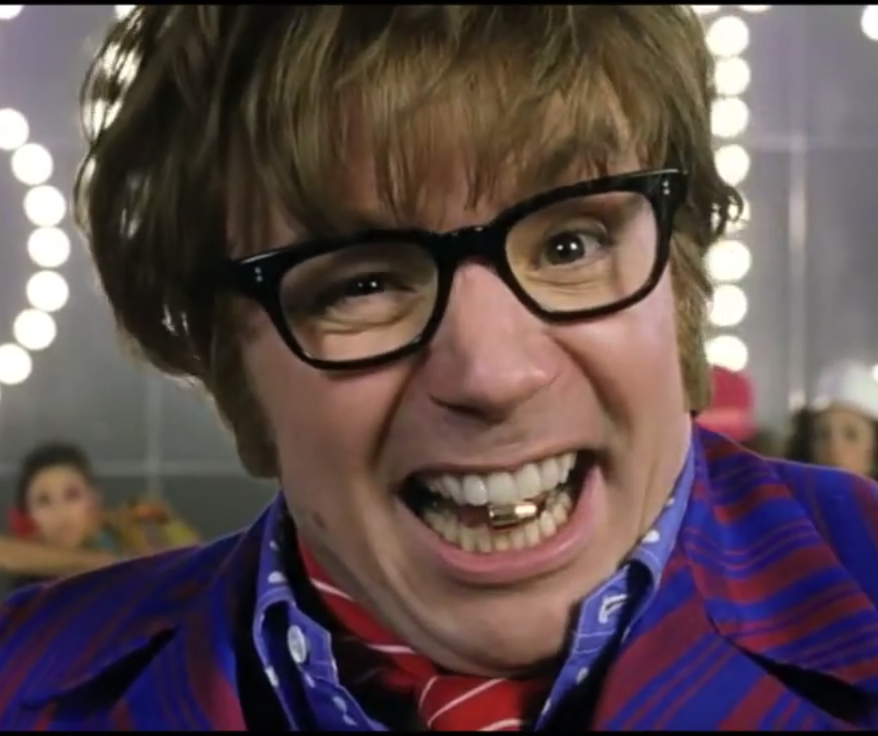 Austin Powers Is Shagadelic In Death Battle Baby By Water
