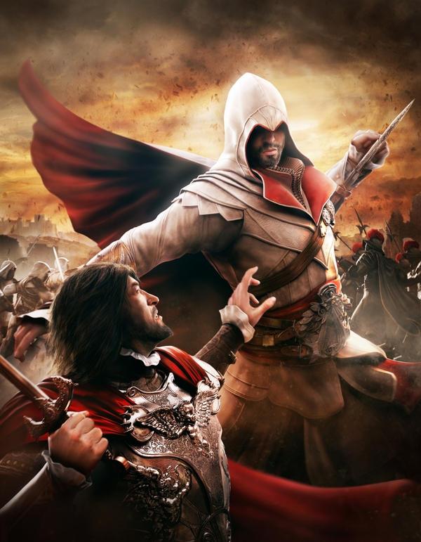 Ezio Auditore Assassinates Death Battle By Water Frez On Deviantart