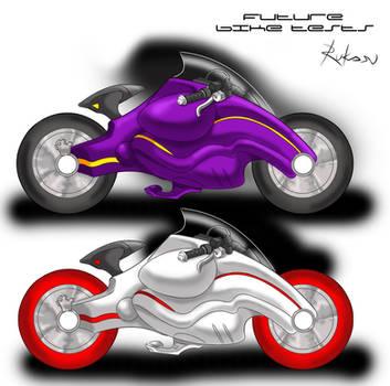 Future Bike - Tests