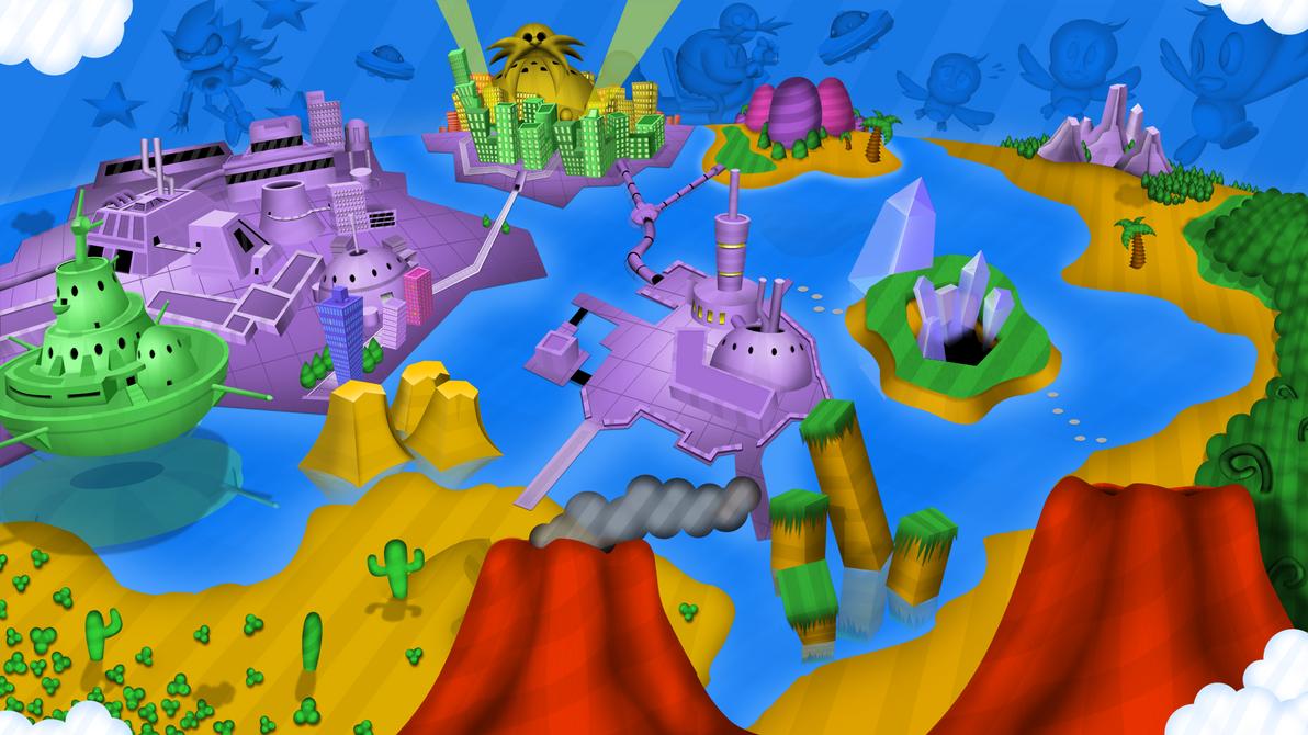 Little Planet Revival - SCD Contest Winner