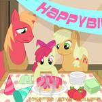 Applebloom's Birthday