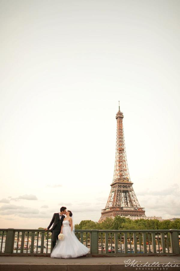 Love in Paris by MichelleChiu