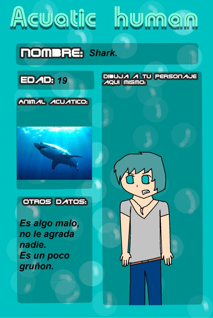 Q Significa Shark Ficha.-Shark. by xFlop...