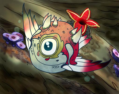 CrashFish - Subnautica