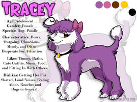 CT- Tracey Ref by TheCynicalHound