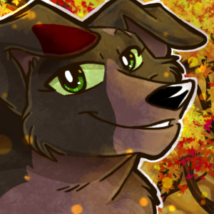 Cynic In The Fall [Icon] by TheCynicalHound