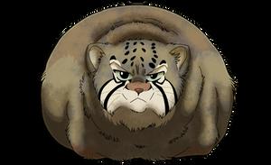 [SeldomSeenSpeciesSunday] Pallas Cat by TheCynicalHound
