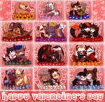 [COMM] Flowery Valentines 2018