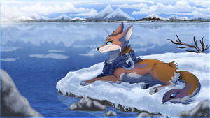 [GIFT] Winter Relaxation by TheCynicalHound
