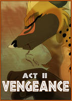 Tofauti Sawa Act II Cover- Vengeance by TheCynicalHound