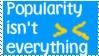 popularity stamp by TheCynicalHound