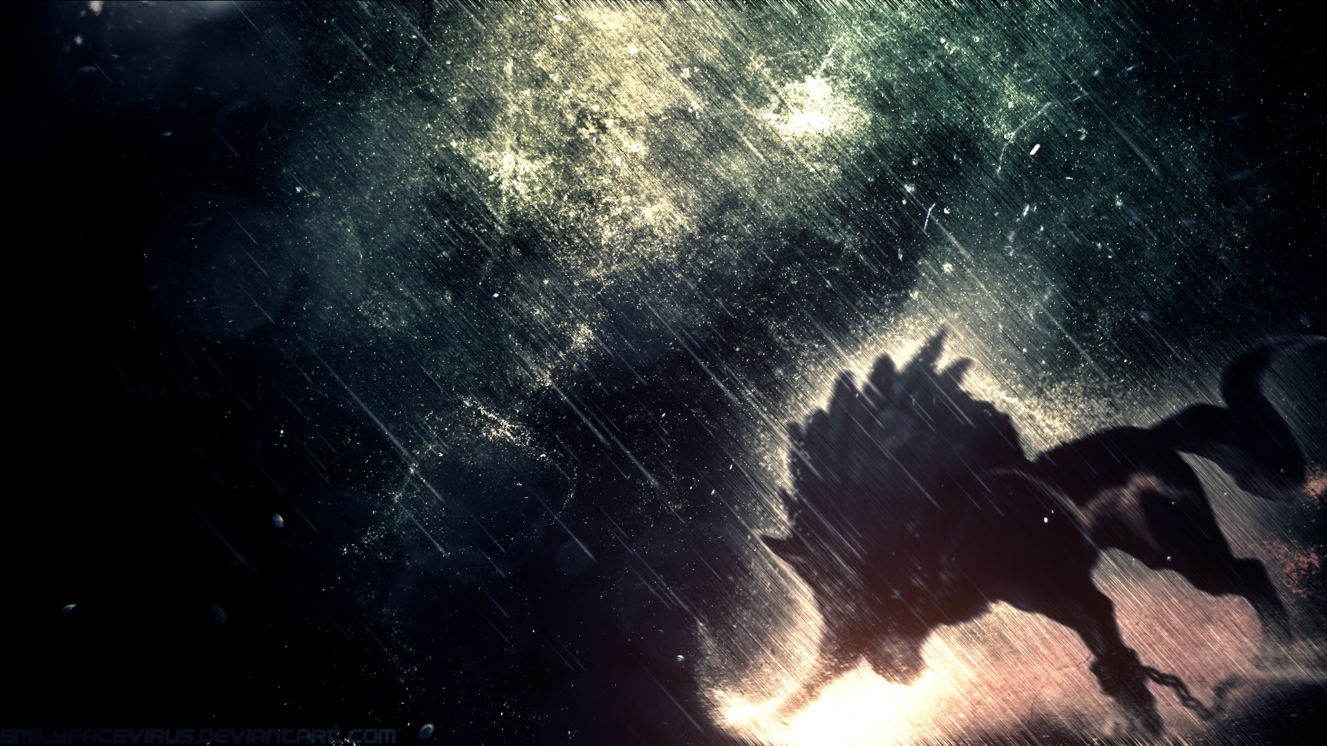 Wolf Wallpaper 2 By Smilyfacevirus On Deviantart