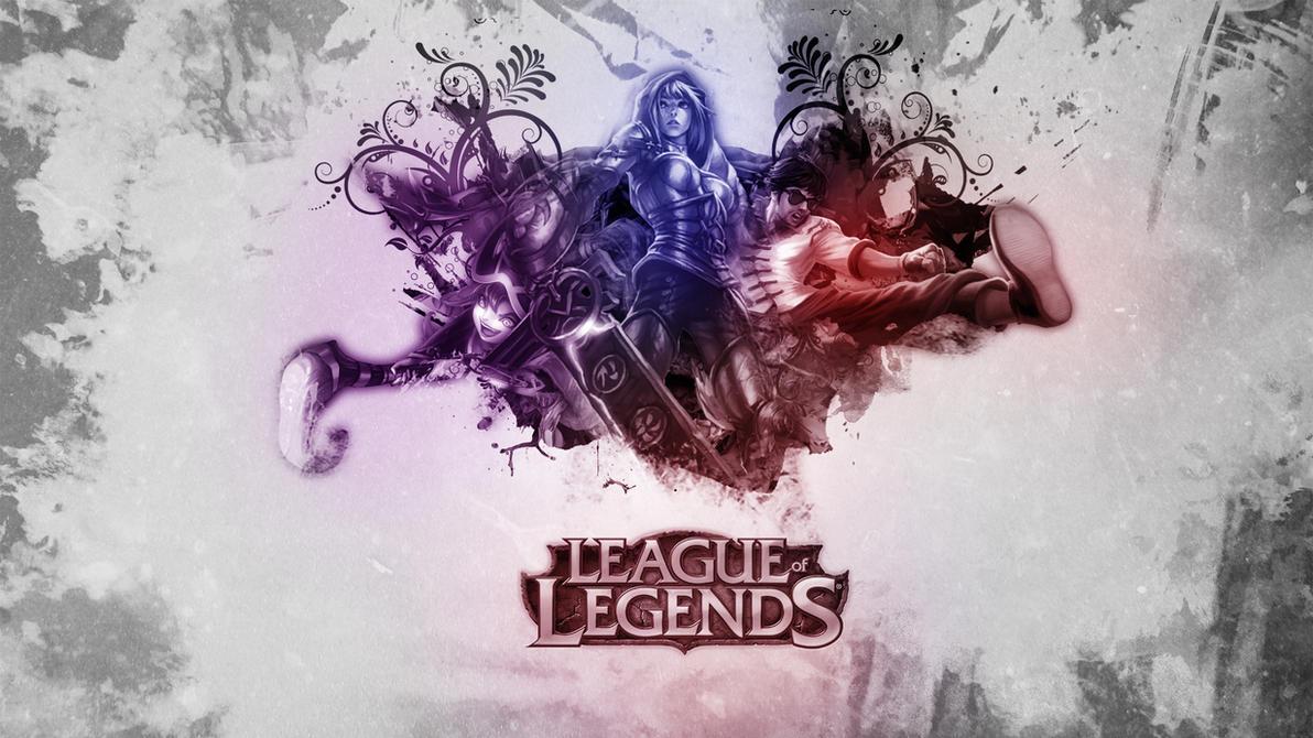 League of legends wallpaper by smilyfacevirus on deviantart league of legends wallpaper by smilyfacevirus voltagebd Choice Image