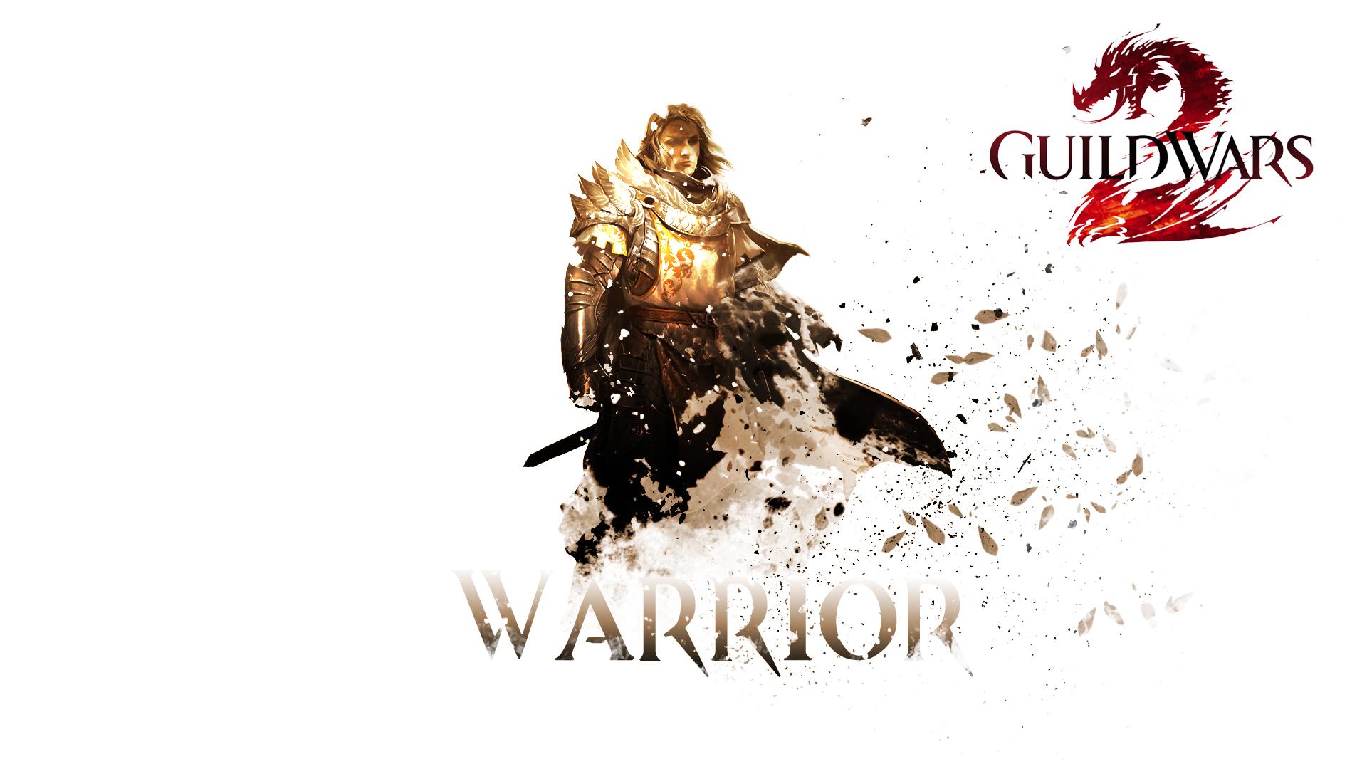 Guild Wars 2 - Warrior by SMILYFACEvirus on DeviantArt