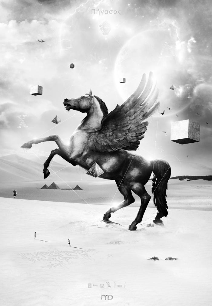 Pegasus by Dutch18