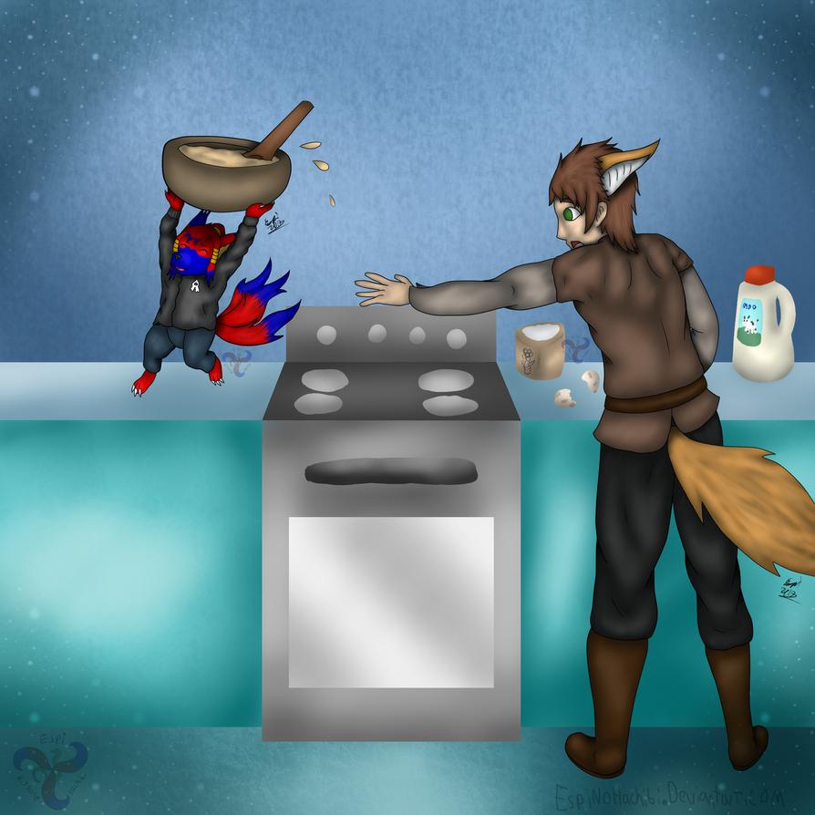 CM: Kitchen Nightmares by EspinoHachibi on DeviantArt