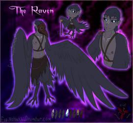 13 Adopts of Spoopiween! The Raven (Open)
