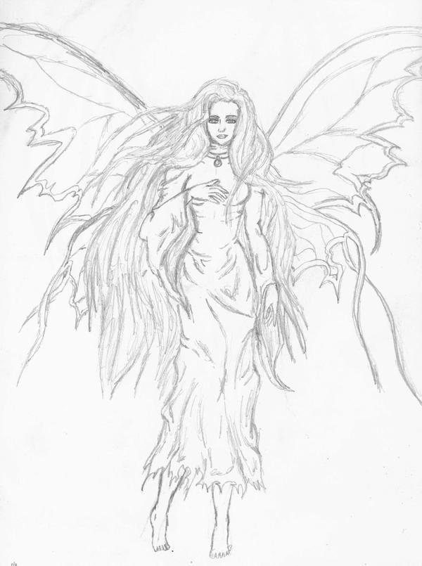 Evil Fairy by jsrfGUM on DeviantArt