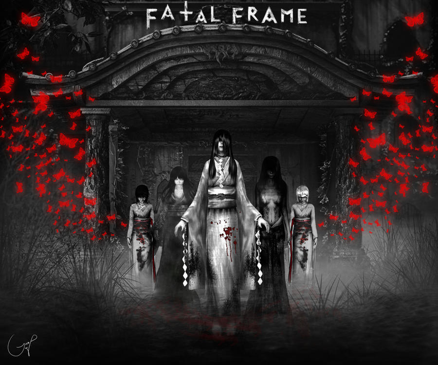 Fatal Frame by jsrfGUM on DeviantArt