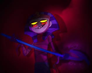 Voodoo Baby by Hazard-Girl