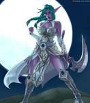 Tyrande, The Night Warrior