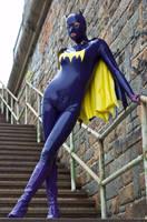 Bat Girl 1 by Broken-Mirror-Images