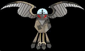 ROBOT EAGLE by BANGDK