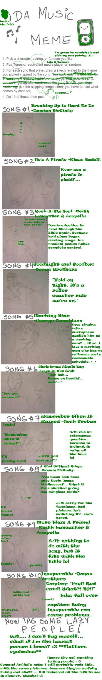 Music Meme by grobanfan9109
