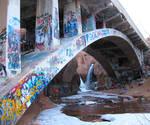 Graffiti Falls Mantou Springs3