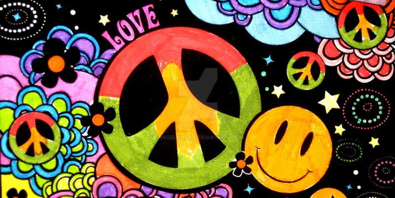 Rasta Peace Sign N Smiles By Angelkast On Deviantart