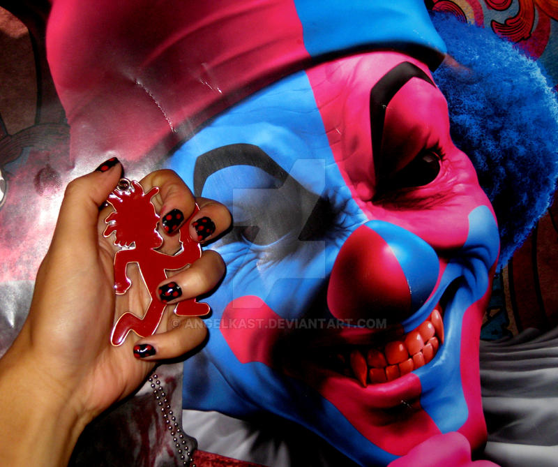 Hatchet Man Nails Feat Carny By AngelKast