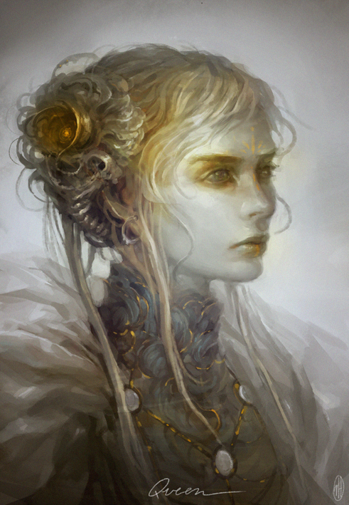 Queen by relssaH