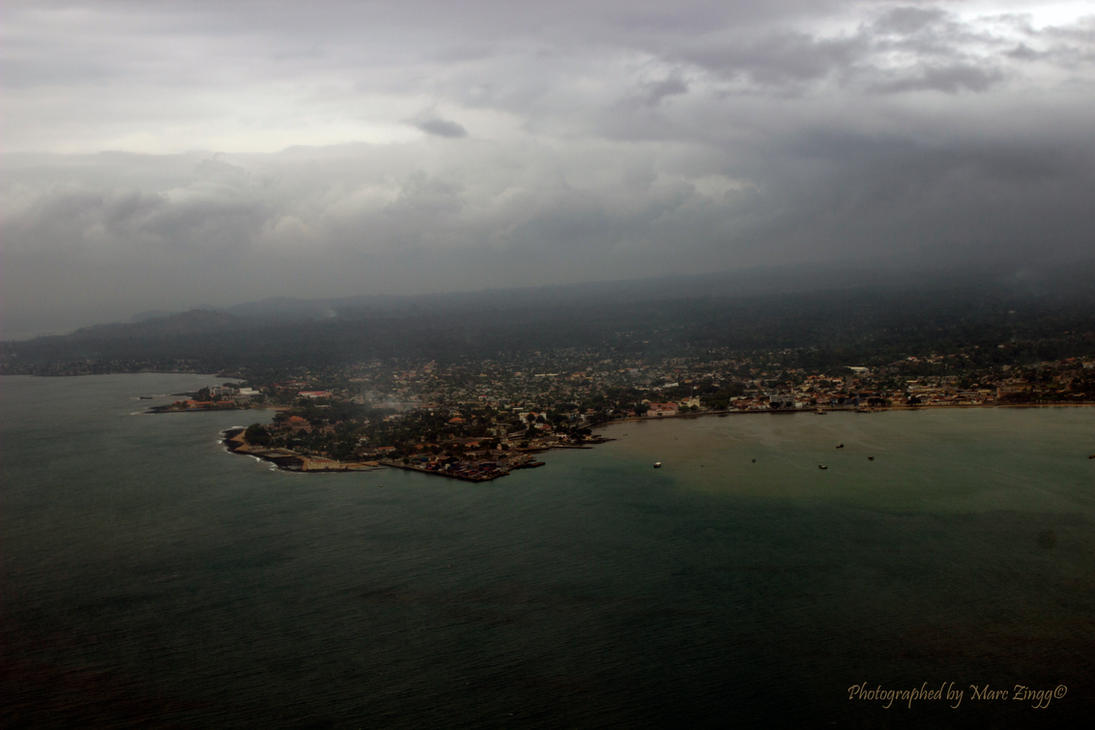 Sao Tome Capital by MarcZingg