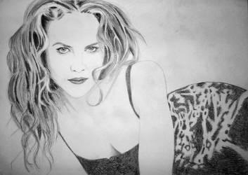 Nicole Kidman by art1st1cDes1gn