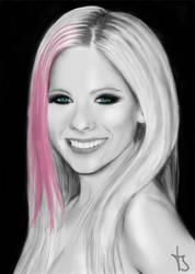 Avril Lavigne by art1st1cDes1gn