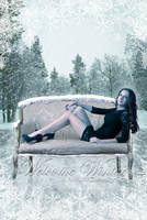 Welcome Winter by art1st1cDes1gn