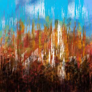 Abstract Autumn